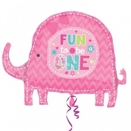 Folie figurina Girl Fun to be One