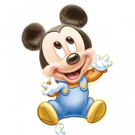 Folie figurina Mickey Baby Boy