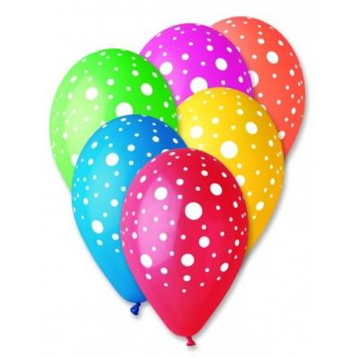 Set 100 baloane asortate inscriptionate buline