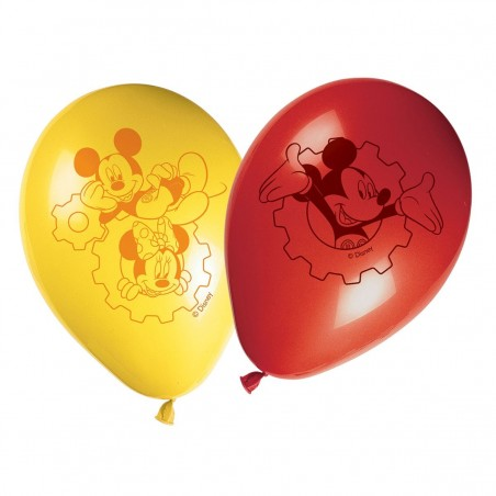 Set 8 baloane party Mickey Mouse