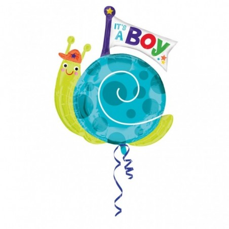 Balon folie figurina It's a Boy Melcisor