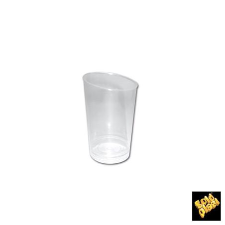 Set 10 cupe CONICO MAXI 120 cc transparent