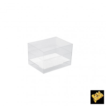 Set 15 boluri transparente PARA 58 x 45 mm