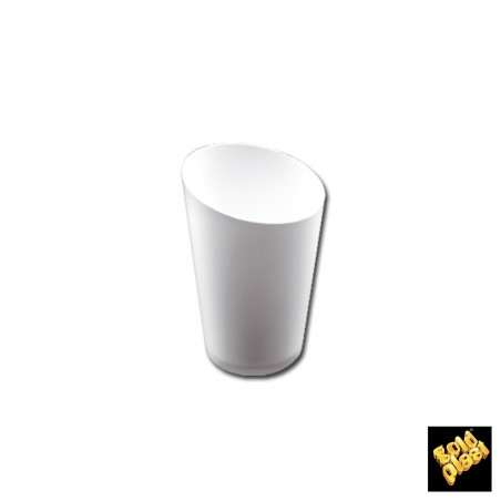 Set 10 cupe albe CONICO EXTRA 150 cc
