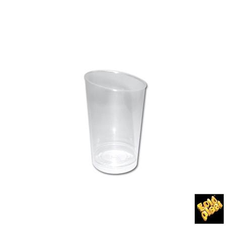 Set 10 cupe transparente CONICO EXTRA 150 cc