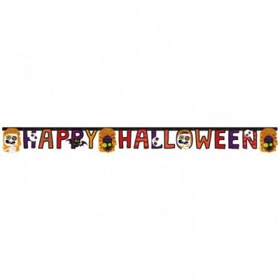 Banner litere Halloween KIDS