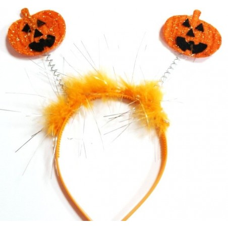 Coronita cu antene Halloween