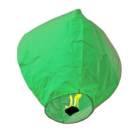 Lampion zburator verde