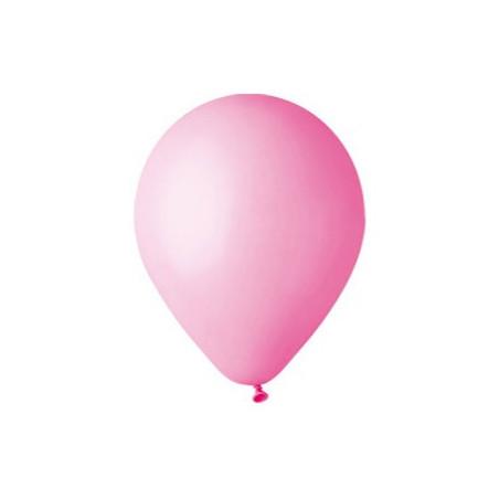 100 baloane rotunde roz standard