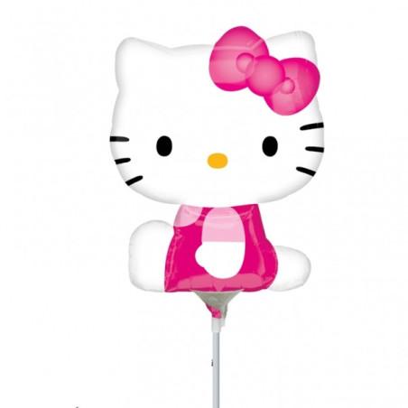 Balon mini figurina Hello Kitty