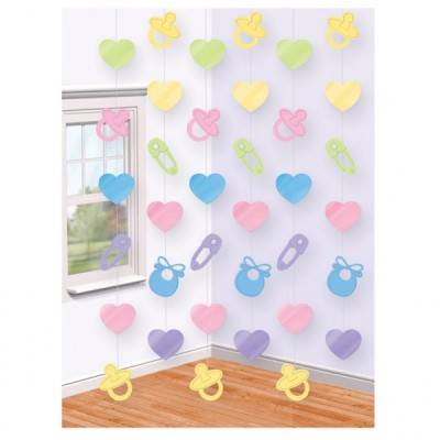 Perdea decorativa Baby Shower