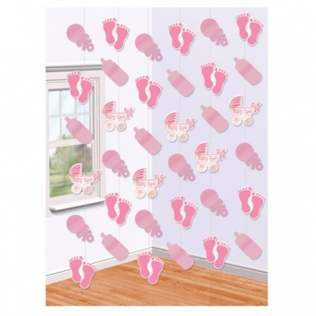 Perdea decorativa Baby Girl