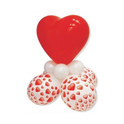 Mini kit decoratiune baloane LOVE
