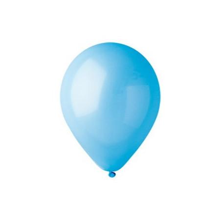 100 baloane rotunde bleu standard