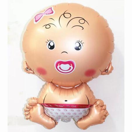 Folie figurina bebelus Baby Girl