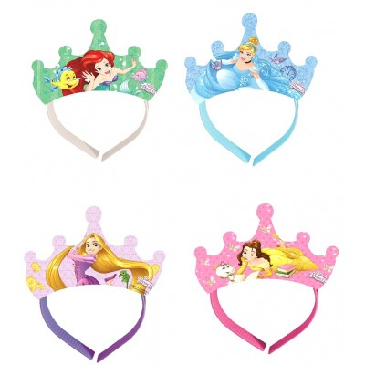 Set 4 tiara Princess Heart Strong