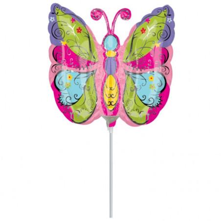 Balon mini figurina fluture