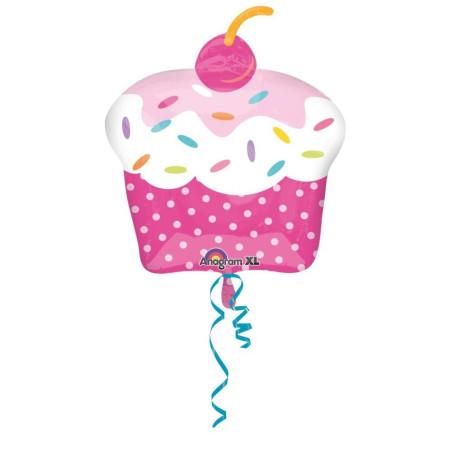 Balon folie figurina prajitura PARTY