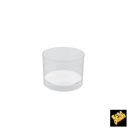 Set 15 cupe ZERO transparente 60 cc