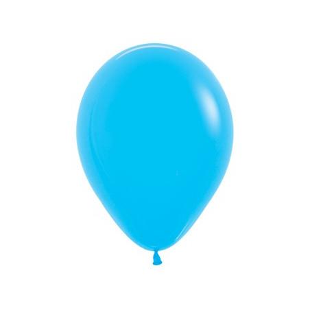100 baloane 26 cm Bleu