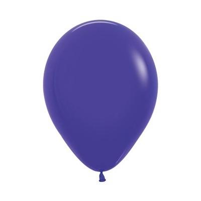 100 baloane 26 cm Violet