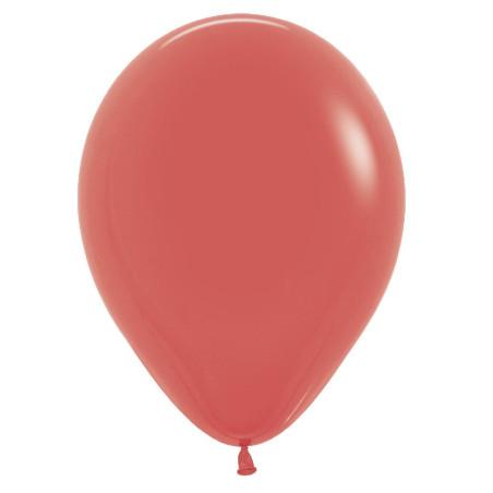 100 baloane 28 cm Corai