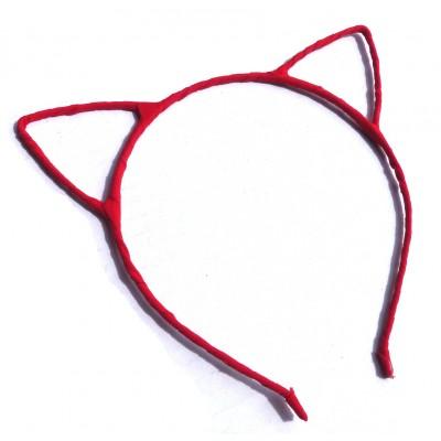 Coronita rosie urechi pisica