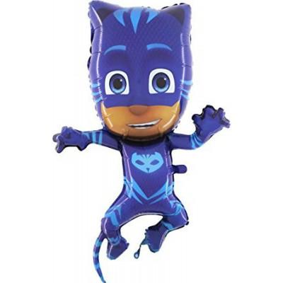 Balon folie figurina Cat Boy - Eroi in Pijamale