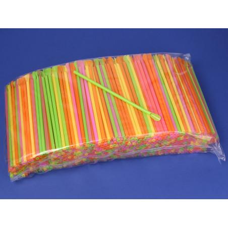 Set 100 paie color cu lingura