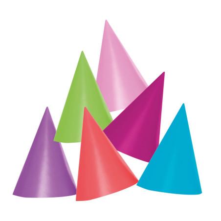 Set 6 coifuri party color