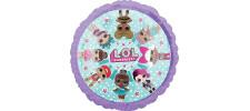 Baloane folie 45 cm