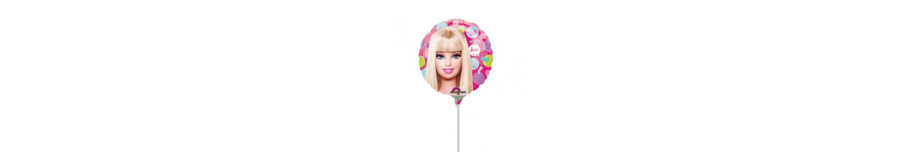 Baloane mini folie cu personaje