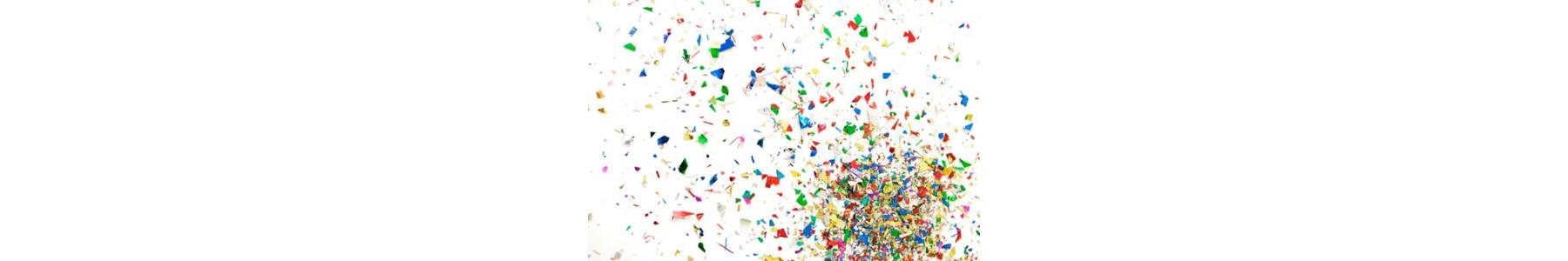 Tunuri confetti