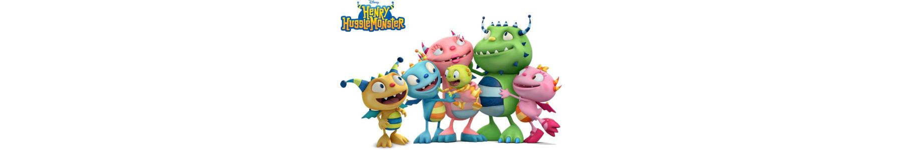 Henry Huggle Monster