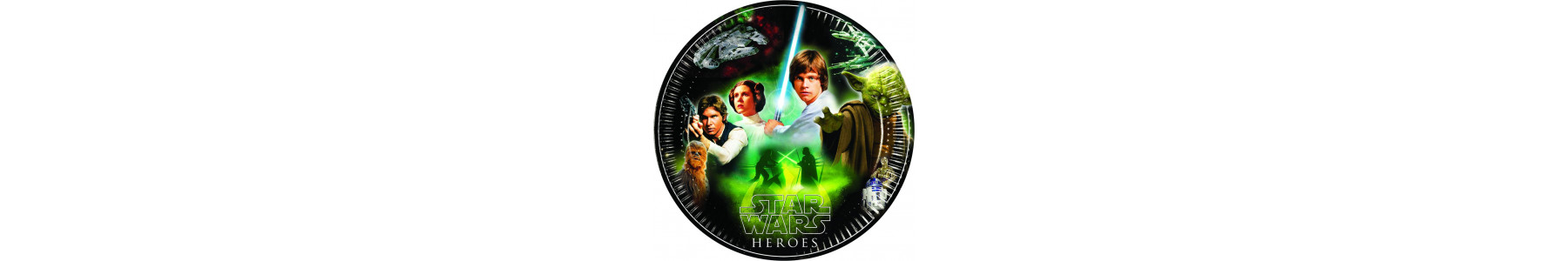Star Wars and Heroes