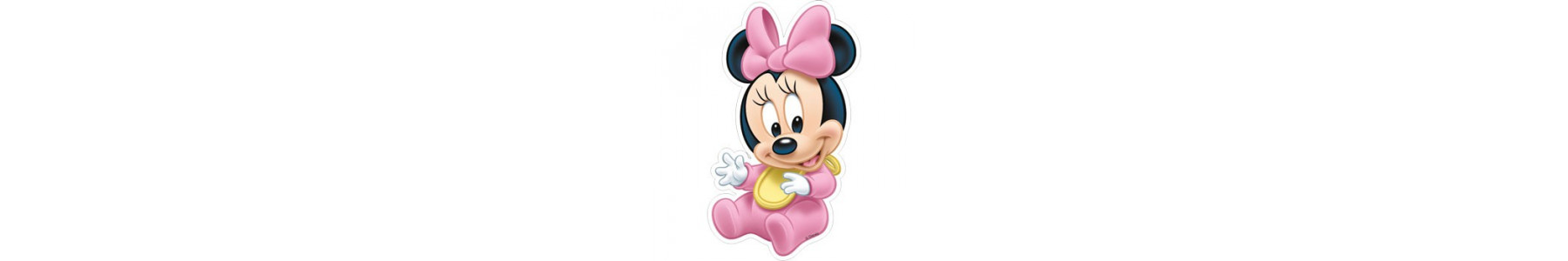 Coelctia de articole party Minnie Baby