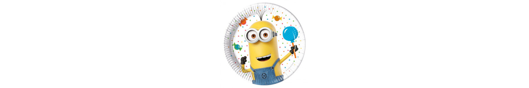 Minions Balloons Party