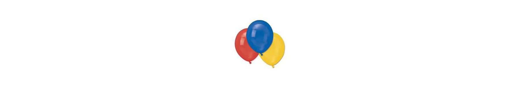 Baloane 13 cm metalizate