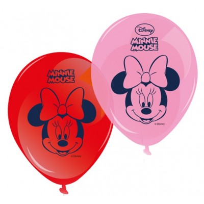 Baloane party Minnie Disney