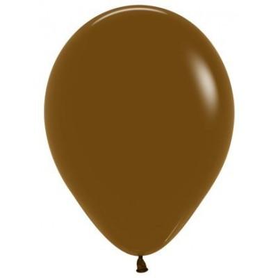 100 baloane 28 cm Caffe