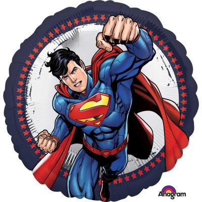 Balon folie 45 cm Superman