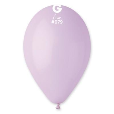 100 baloane rotunde standard lila