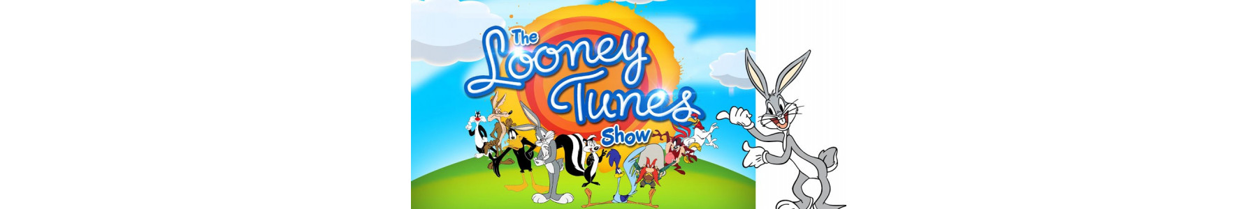 Colectia party Looney Tunes Show Time