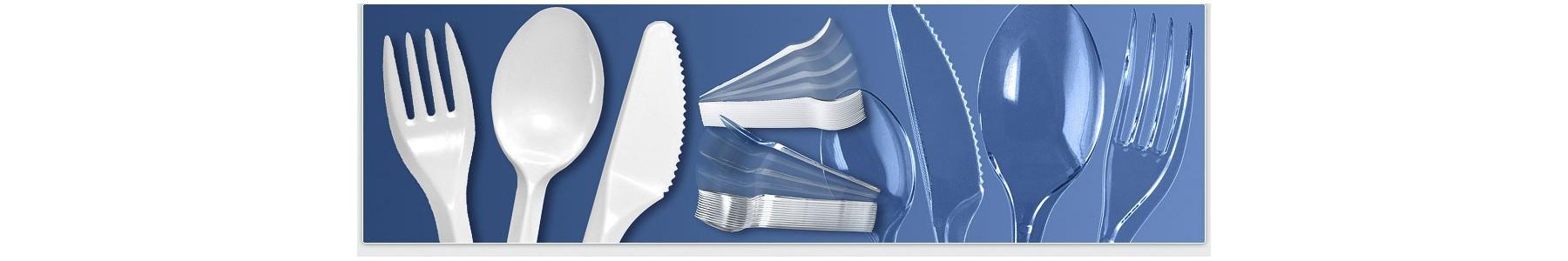 Articole de unica folosinta destinate uzului alimentar, din material plastic, carton, carton plastifiat si hartie.