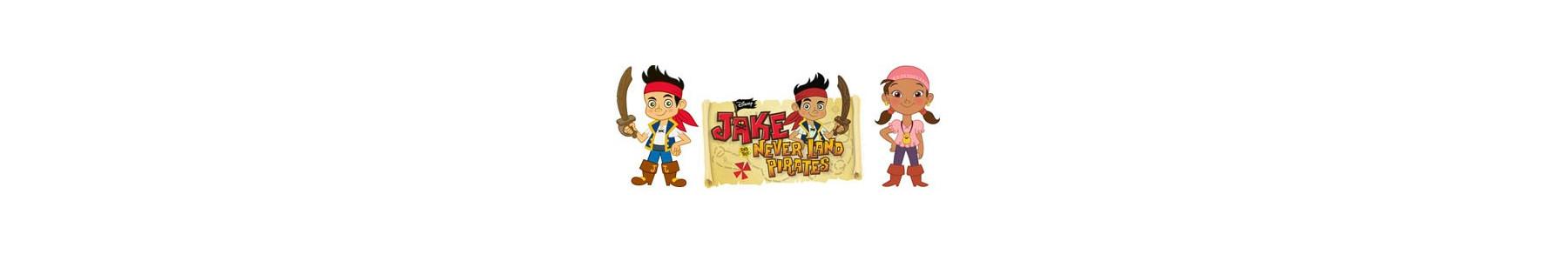 Colectia party Piratii Jake & Neverland