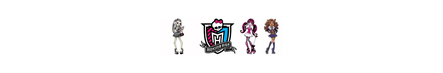 Articole party Monster High