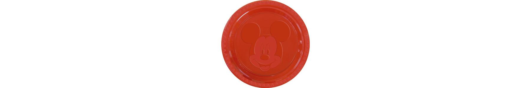Colectia de articole party Mickey Tone Colors