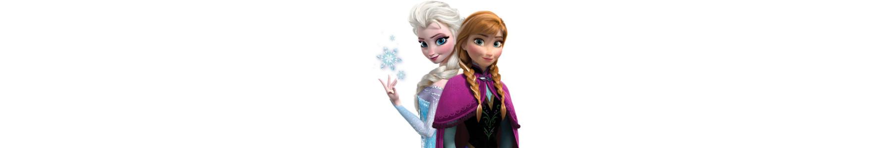 Articole de petrecere Frozen - accesorii de petrecere Frozen