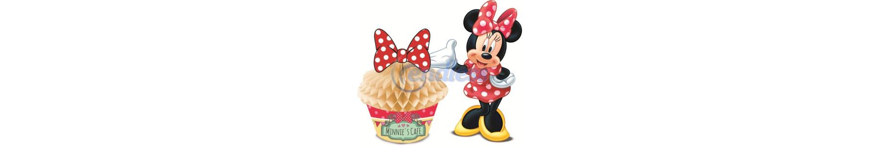 Articole de petrecere copii Minnie Cafe