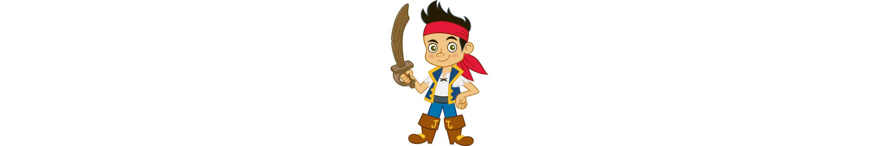 Articole party Jake si Piratii